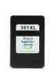 1 pack de 2 cartouche d'encre compatible HP 301 XL noir et couleur