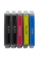 4 pack de 5 cartouches d'encre compatible BROTHER LC1100 / LC980