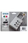 Pack de 4 cartouche d'encre original EPSON 35XL