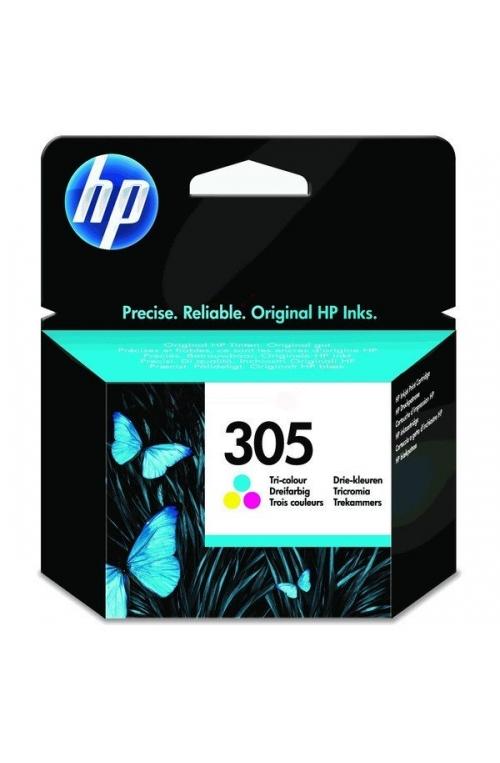 1 cartouche d'encre original HP 305 couleur