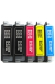 Pack de 5 cartouches d'encre BROTHER LC1000 / LC970