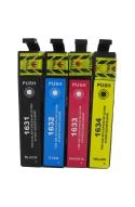 Pack de 4 cartouches d'encre EPSON 16XL